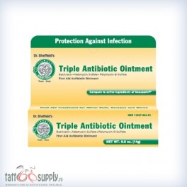 Crema Triplu Antibiotic