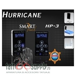 Tattoo Power Supply Huricane HP-3 Deluxe