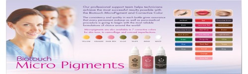 New Biotouch Micropigment